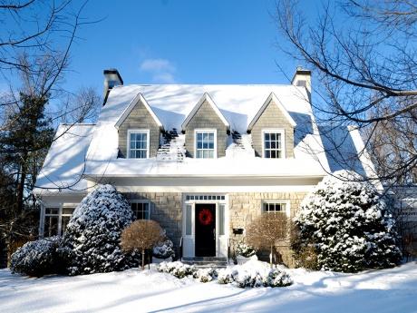 Es posible vender tu casa en el invierno